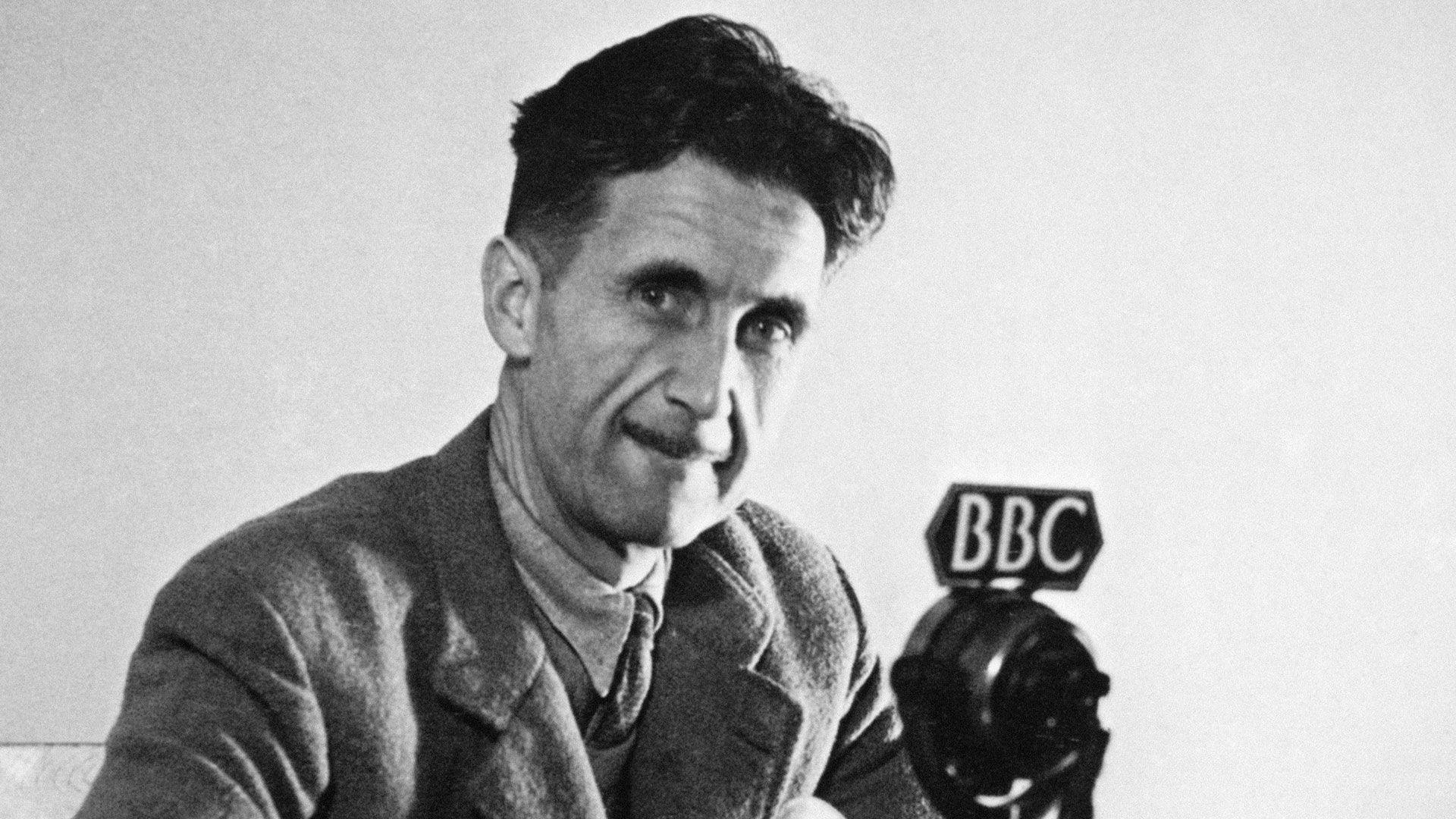 George Orwell (Shutterstock)
