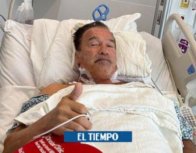 Arnold Schwarzenegger supera una delicada cirugía - Entretenimiento - Cultura