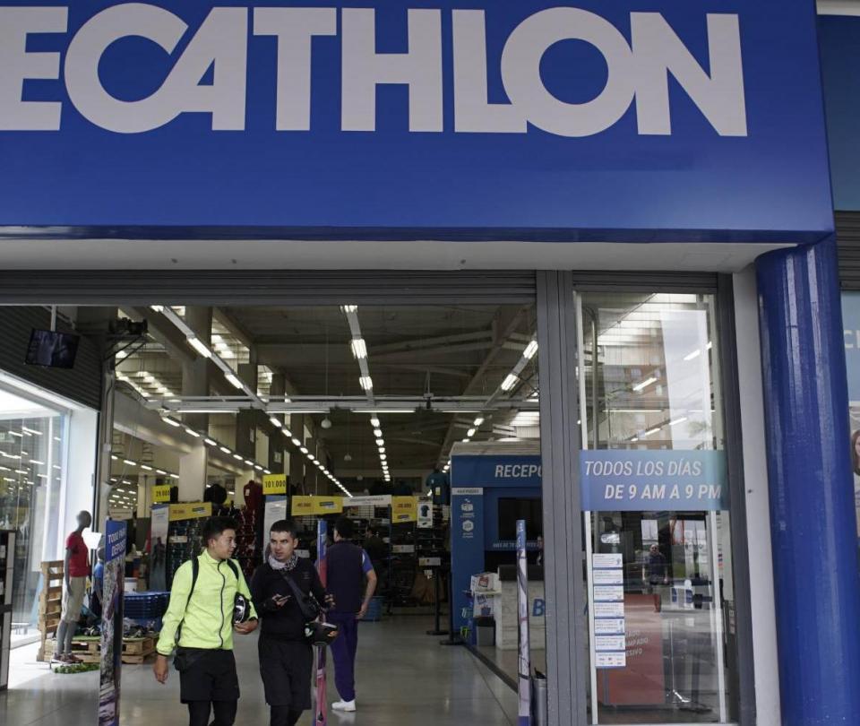 Así es la nueva tienda que Decathlon abre este viernes en el centro comercial Fontanar - Empresas - Economía