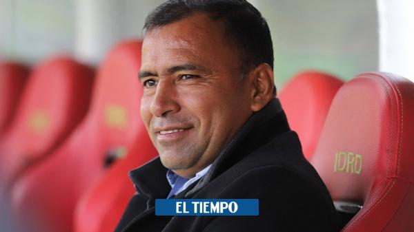 Así ha sido la campaña de Hárold Rivera como técnico de Santa Fe - Fútbol Colombiano - Deportes