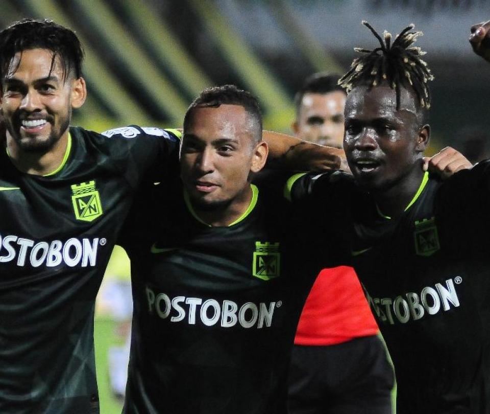Atlético Nacional venció 1-2 a Bucaramanga | Goles, resultados y crónica | fútbol colombiano hoy | Futbol Colombiano | Liga BetPlay
