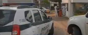Balacera en motel en carretera a Yumbo deja dos heridos - Cali - Colombia