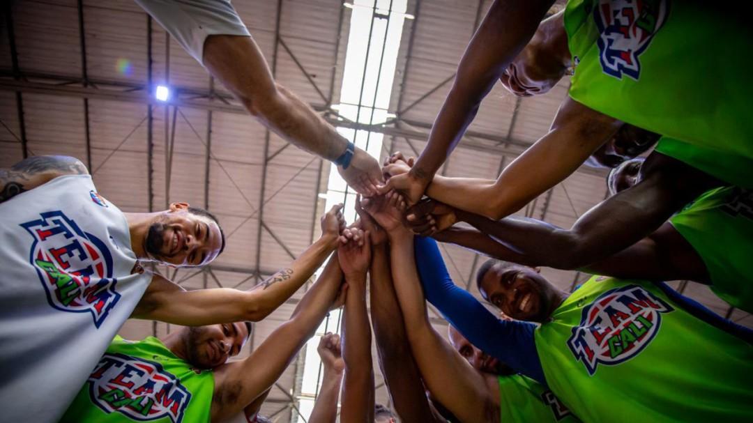 Baloncesto profesional: Los 12 integrantes del Team Cali Puro Corazón ya comenzaron entrenamientos   Cali