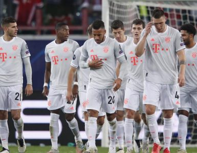 Bayern Múnich vence 1-2 al Lokomotiv de Moscú en la Champions League - Fútbol Internacional - Deportes