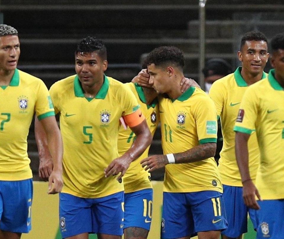 Brasil venció 5-0 a Bolivia en la eliminatoria al Mundial de Catar 2022 - Fútbol Internacional - Deportes