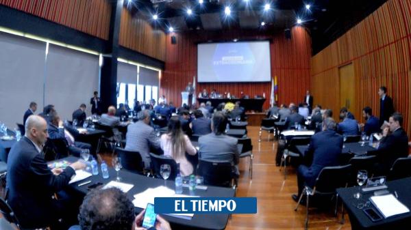 Causas de la nueva crisis en la Dimayor y los problemas en el fútbol colombiano - Fútbol Colombiano - Deportes