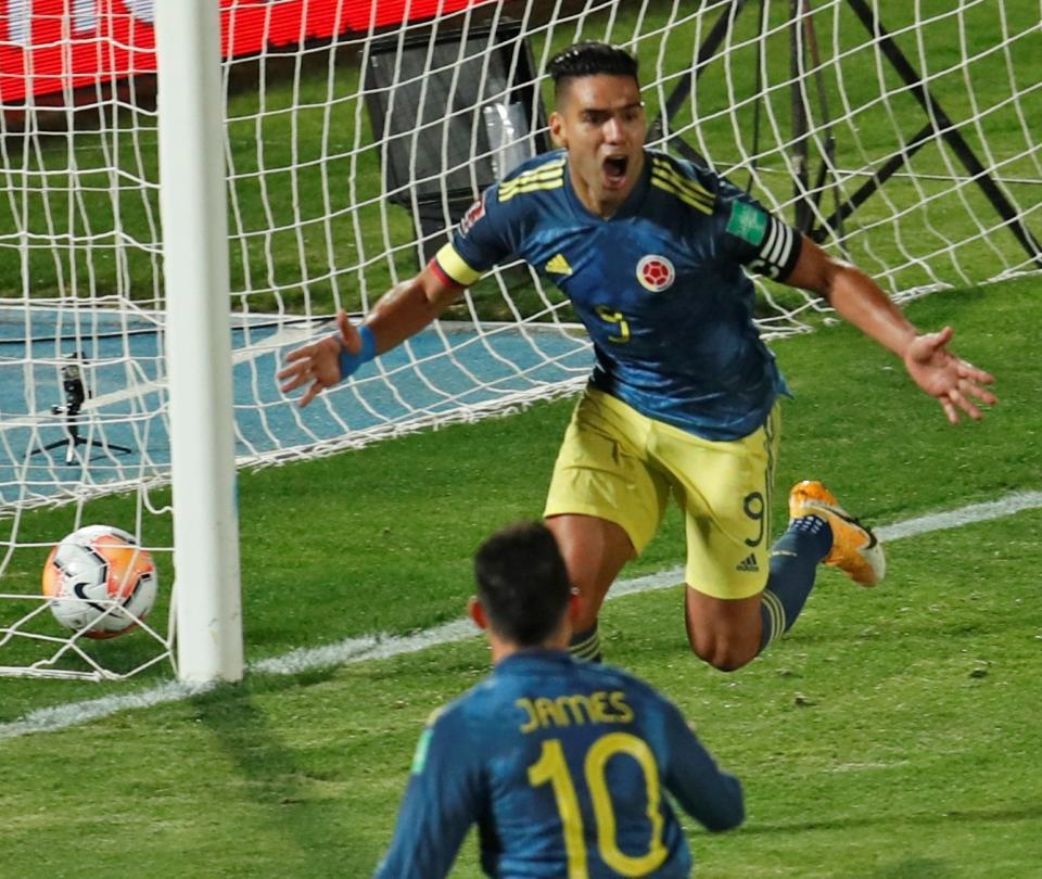 Chile - Colombia: resultado, crónica y estadísticas de la fecha 2   Eliminatorias Mundial Catar 2022 - Fútbol Internacional - Deportes