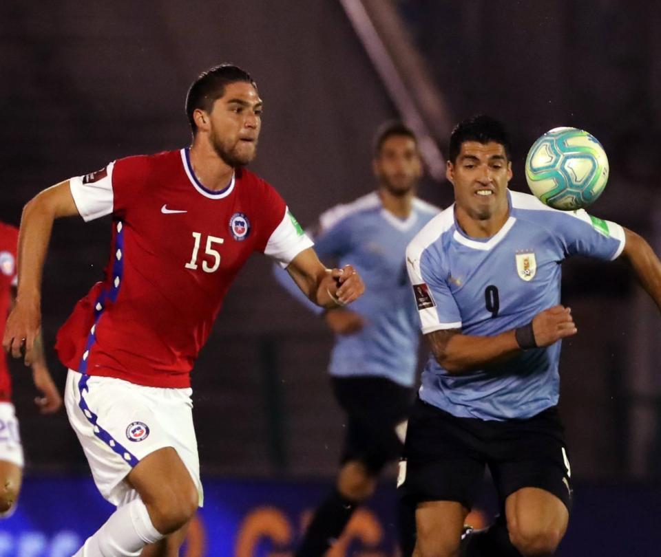 Chile espera a Colombia en la segunda fecha eliminatoria al Mundial Catar 2022 - Fútbol Internacional - Deportes