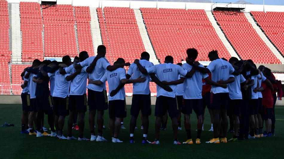 Chile vs Colombia: La Selección está lista para el partido de eliminatorias a Catar 2022 - Fútbol Colombiano - Deportes