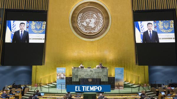 Colombia rechazó incineración de un vehículo de la ONU en Caquetá - Gobierno - Política