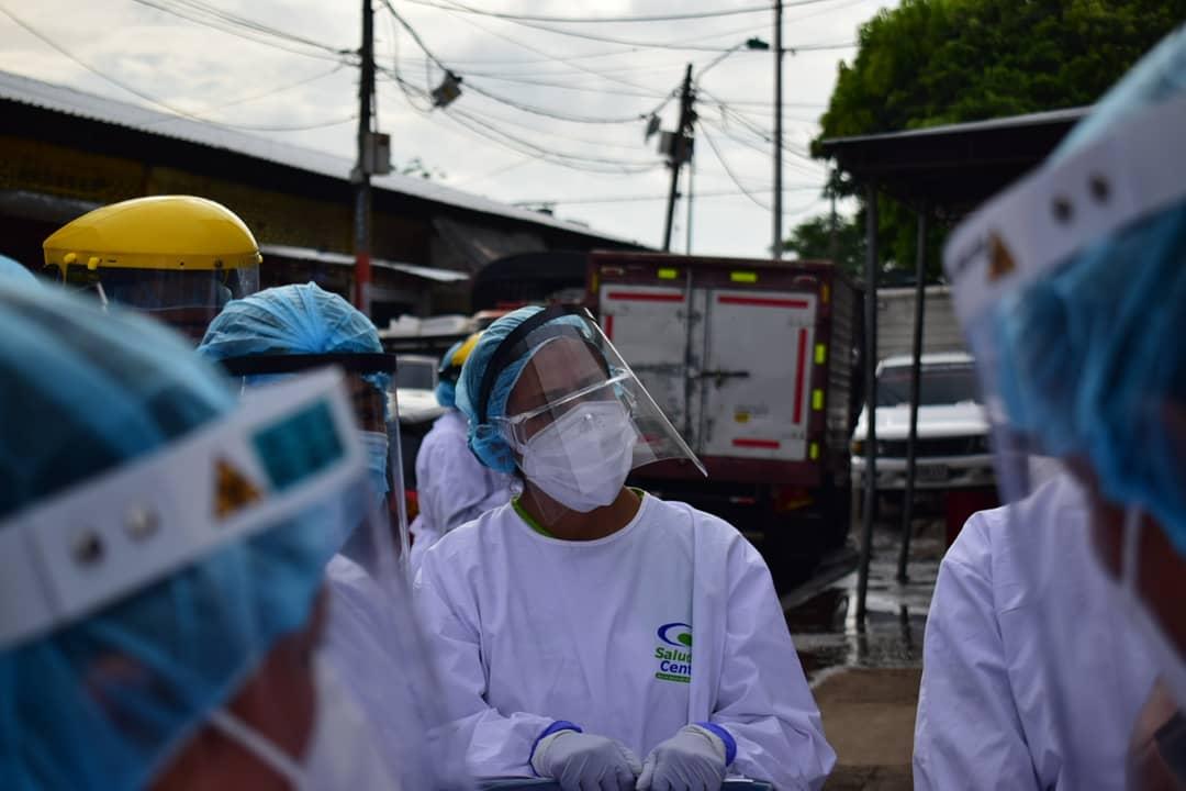 Colombia superó pico de la pandemia y espera un segundo brote de contagios