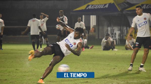 Colombia vs Venezuela: Habla Duván Zapata de la eliminatoria al Mundial de Catar - Fútbol Internacional - Deportes