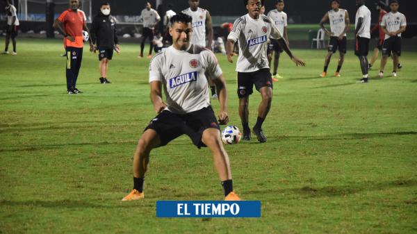Colombia vs Venezuela: Habla Radamel Falcao del debut en la eliminatoria - Fútbol Internacional - Deportes