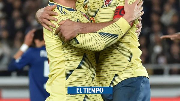 Colombia vs Venezuela: James, Falcao y las figuras de la selección - Fútbol Internacional - Deportes