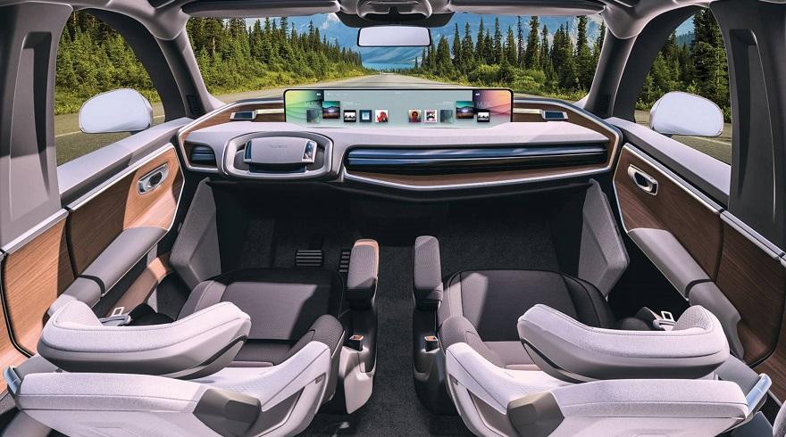 Los vehículos autónomos también tiene su parte en la influencia en los cambios de las ciudades