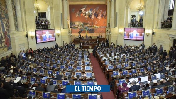 Congreso: ¿cuántos congresistas tiene Colombia y otros países? - Congreso - Política
