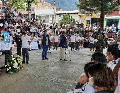 Conmoción en Nariño por asesinatos de abuela y nieta - Cali - Colombia