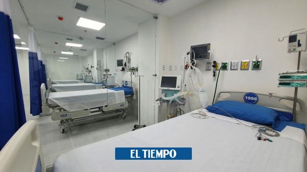 Coronavirus Medellín: alcaldía tiene activas 810 camas UCI de las 1.000 disponibles - Medellín - Colombia