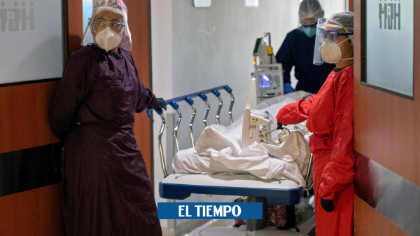 Coronavirus en Antioquia: posible alerta roja por 80% de ocupación en UCI - Medellín - Colombia