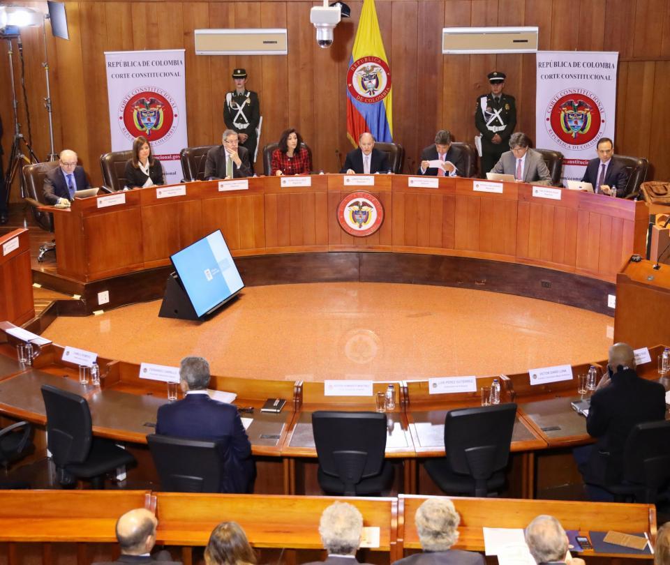 Corte Constitucional tumbó el 6% de los decretos de emergencia | Economía