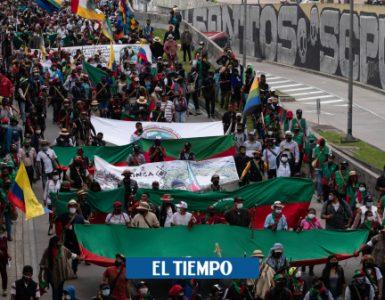 Cosas ejemplares que dejó la minga indígena 2020 - Política