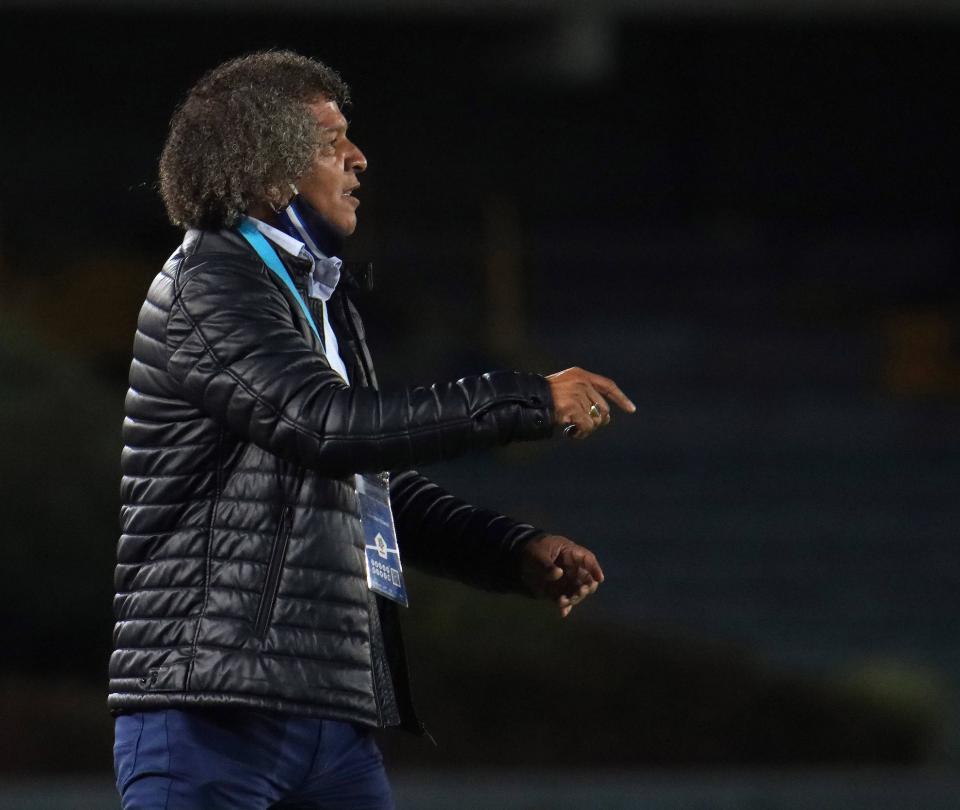 Declaraciones de Alberto Gamero en el previo del partido Millonarios vs. Nacional - Fútbol Colombiano - Deportes