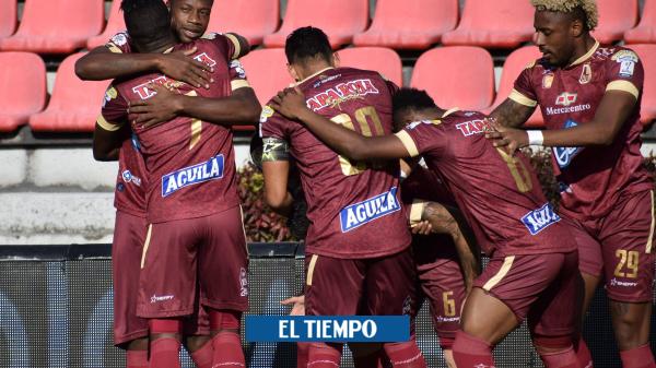 Deportes Tolima es líder, clasificado y con el segundo mejor valor en el mercado de la Liga - Fútbol Internacional - Deportes