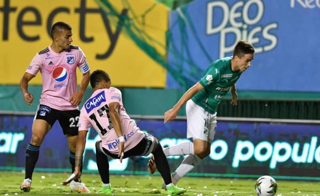 Deportivo Cali visita a Millonarios por la segunda ronda de Copa Suramericana