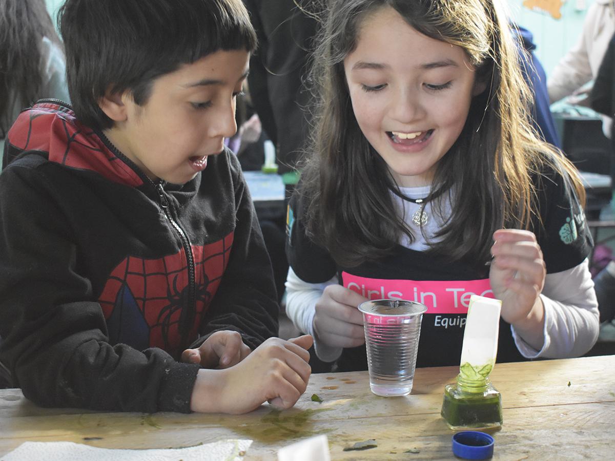 Distancia física no frena la misión de acercar ciencia y tecnología a menores