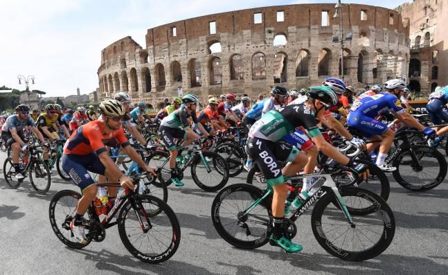 El Giro de Italia comenzará este sábado con una espectacular contrarreloj