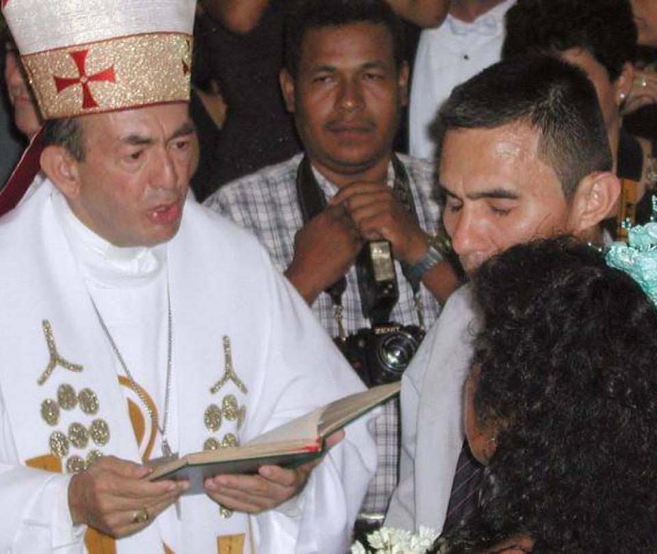 El alcalde Jorge Iván Ospina pide verdad sobre magnicidio de arzobispo de Cali - Cali - Colombia