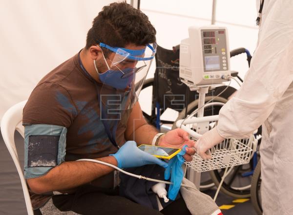 El contagio de COVID-19 se desacelera en Quito, que supera los 40.000 casos