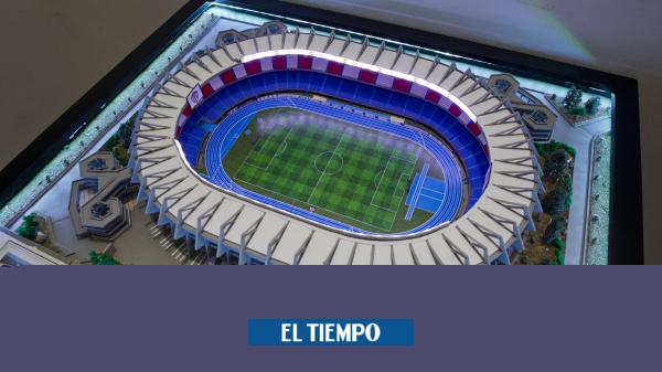 El remodelado estadio Roberto Meléndez - Fútbol Internacional - Deportes