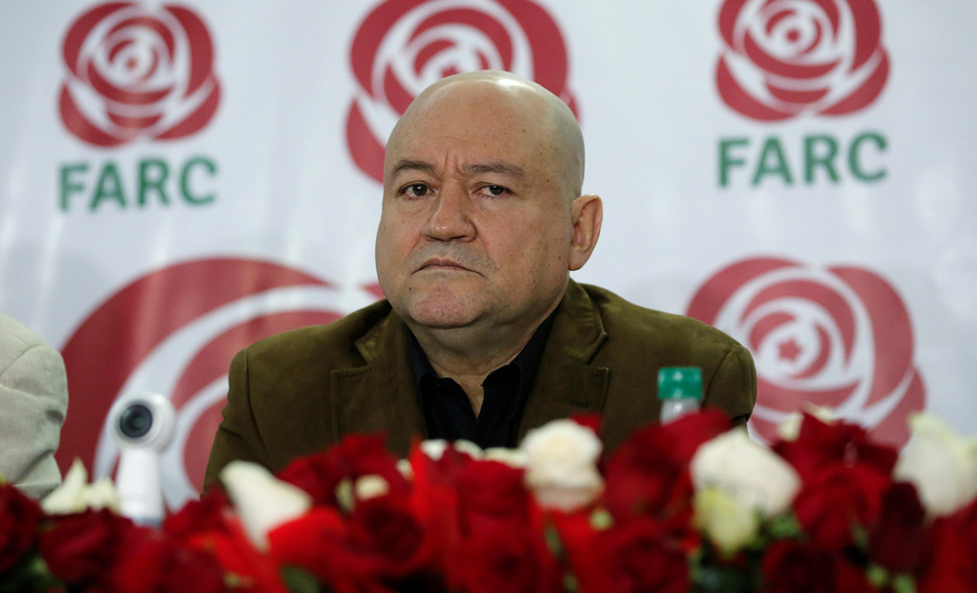 El senador de la FARC Carlos Lozada admite que ejecutó la orden de matar al líder colombiano Álvaro Gómez Hurtado