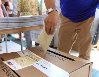 Elecciones: La multa que se ganaría si no actualiza su domicilio - Congreso - Política