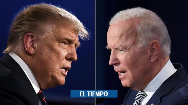 Elecciones en Estados Unidos: Trump y Biden meten a Colombia en la campaña - EEUU y Canadá - Internacional