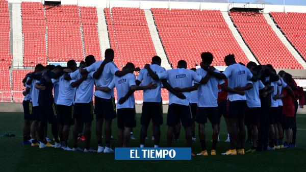 Eliminatorias a Catar 2022: Chile vs. Colombia previo del partido - Fútbol Colombiano - Deportes