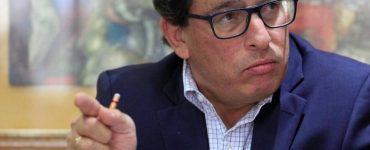 Entrevista con Ministro de Hacienda: Habrá más impuestos para pagar las deudas que deja la pandemia - Sectores - Economía