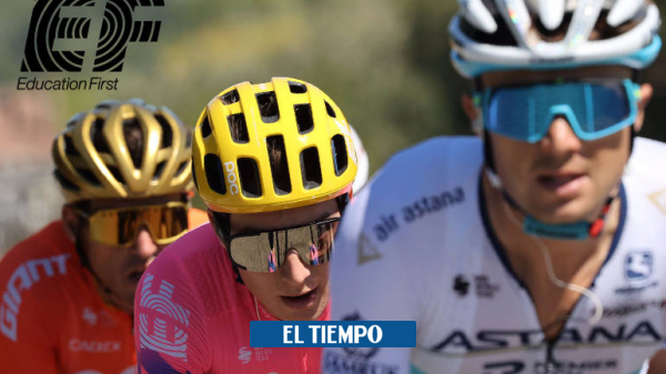 Equipo de Urán, Higuita y Daniel Martínez multado por UCI por nuevo uniforme - Ciclismo - Deportes