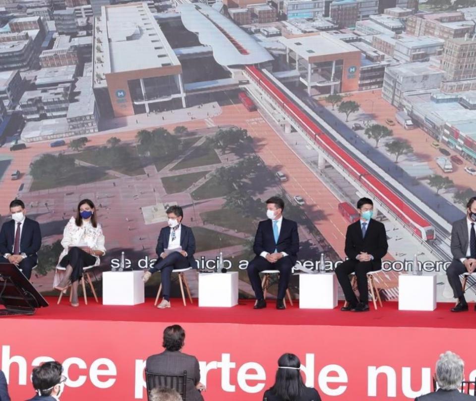 Este martes inicia la construcción del Metro de Bogotá | Economía