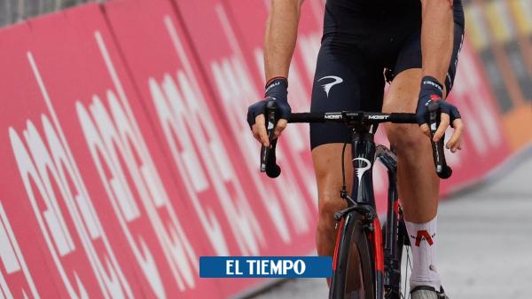 Giro de Italia 2020: Geraint Thomas se retiró de la carrera por una caída - Ciclismo - Deportes