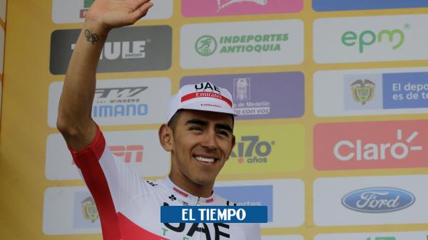 Giro de Italia 2020: los cuarto colombianos que buscan protagonismo - Ciclismo - Deportes