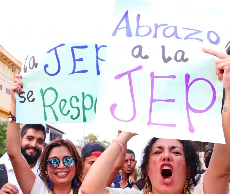 JEP: Discusión en el Congreso sobre el presupuesto de la JEP en 2021 - Congreso - Política