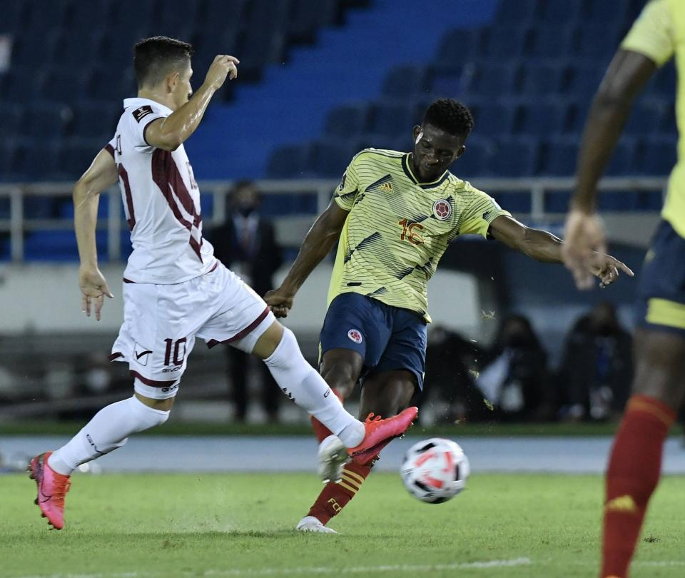 Jefferson Lerma: perfil del jugador de la Selección Colombia y del Bournemouth - Fútbol Internacional - Deportes
