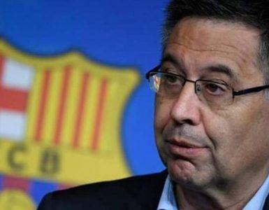 Josep Maria Bartomeu, presidente del Barcelona, presentó la renuncia - Fútbol Internacional - Deportes