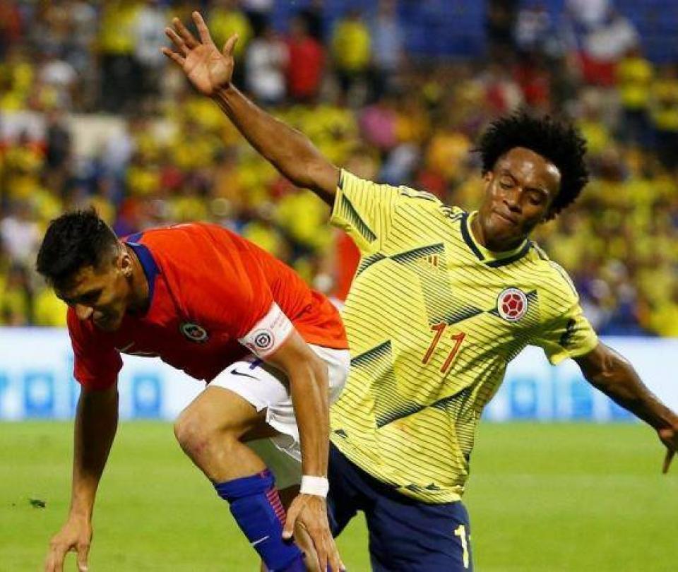 Juan Guillermo Cuadrado habla sobre su convocatoria a la Selección Colombia y sobre James - Fútbol Internacional - Deportes