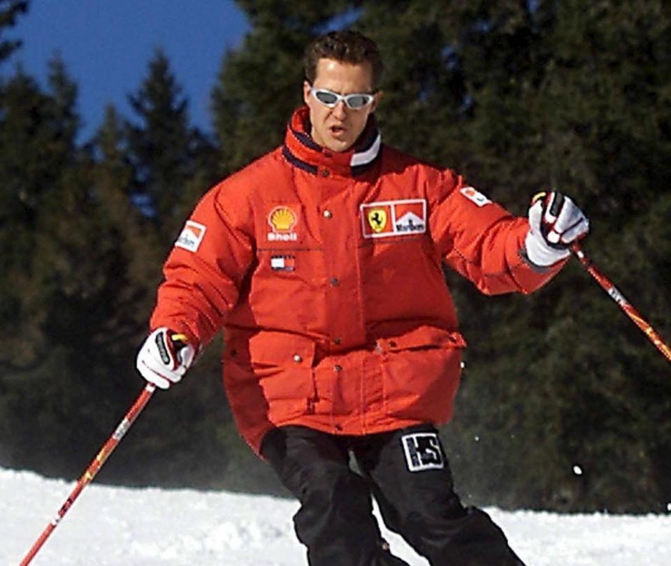 La familia Schumacher vive entre los rumores y la esperanza - Automovilismo - Deportes