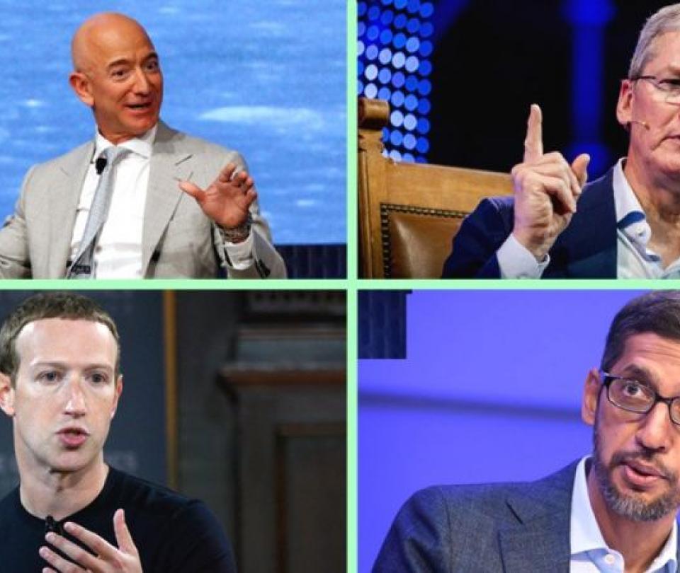 La ofensiva en EE. UU. para desmembrar las grandes empresas tecnológicas acusadas de monopolio - Sector Financiero - Economía