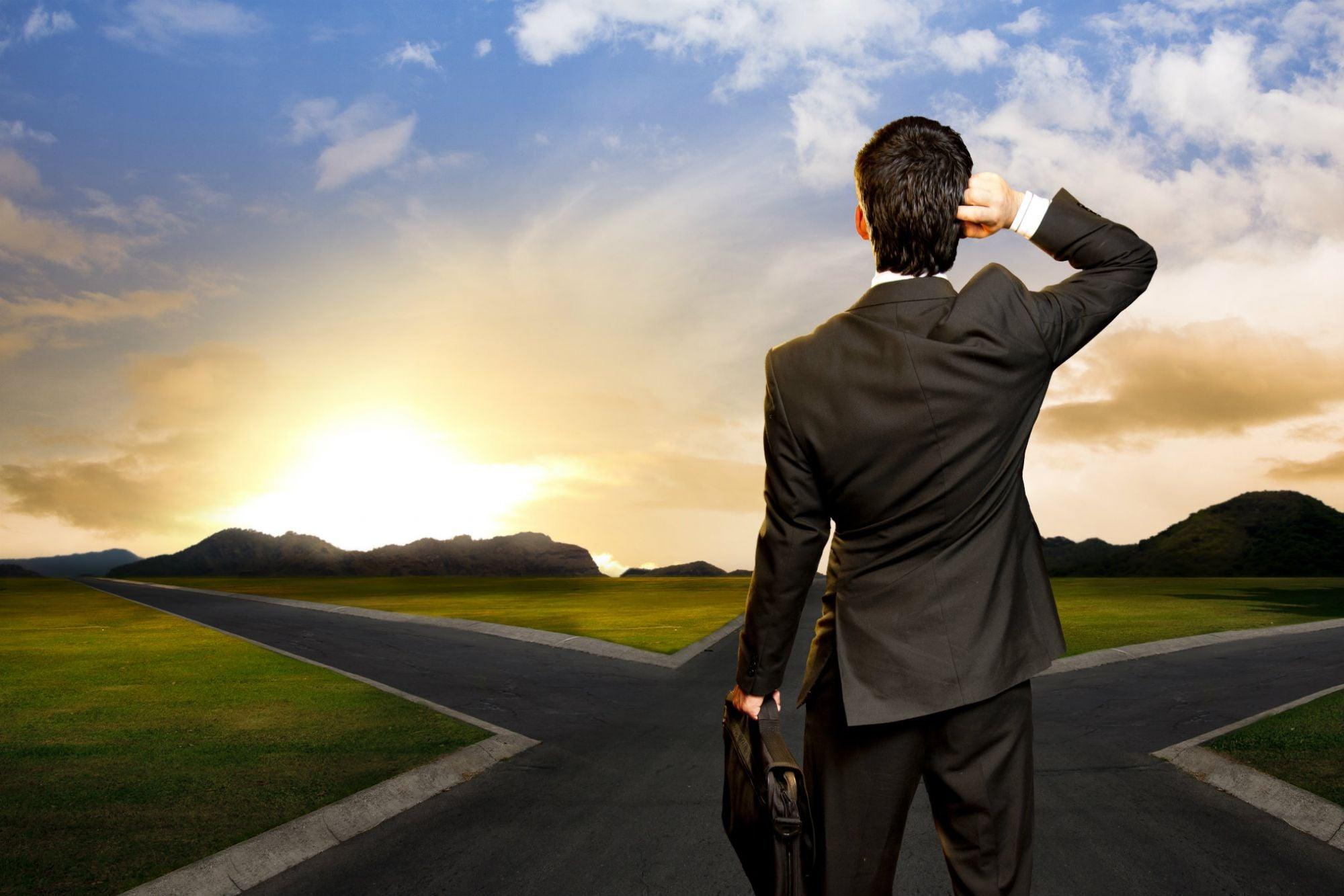 Las 3 decisiones más importantes que cambiarán tu vida