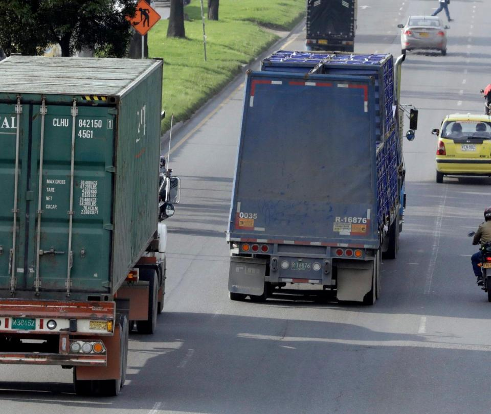 Las 63 empresas en la mira de la Supertransporte por abusos en pagos a camioneros - Sectores - Economía